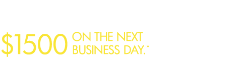 Sign up for a payday loan with our leanders.